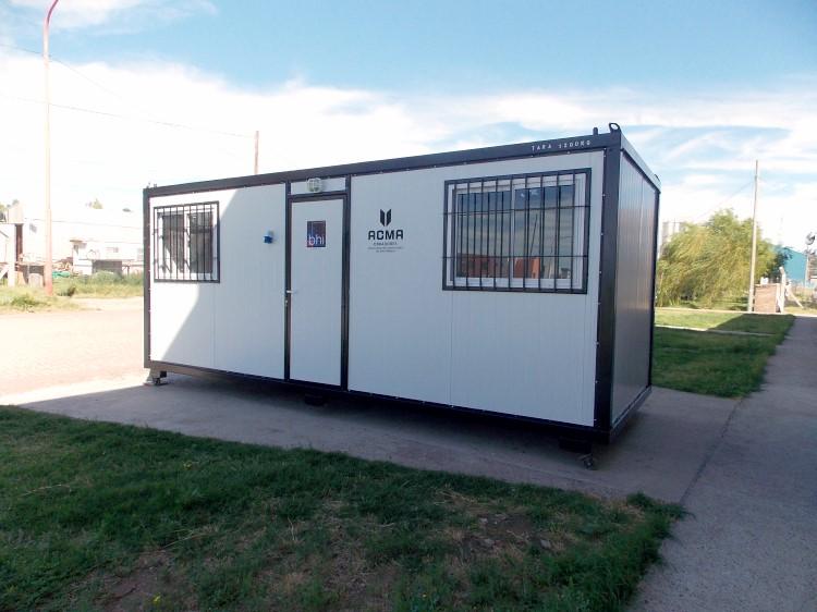 Griferia Para Baño Bahia Blanca: – Fábrica de módulos obradores y oficinas móviles – Bahía Blanca